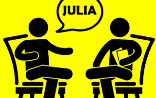 interview Julia