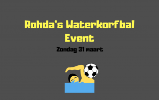 Rohda's Waterkorfbal Event