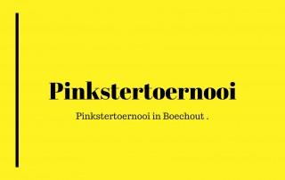 pinkstertoernooi