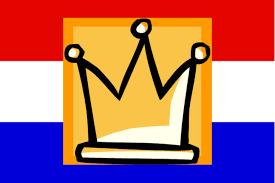 Koningsdag-kroon